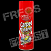 Carpet Deodoriser Stash Device
