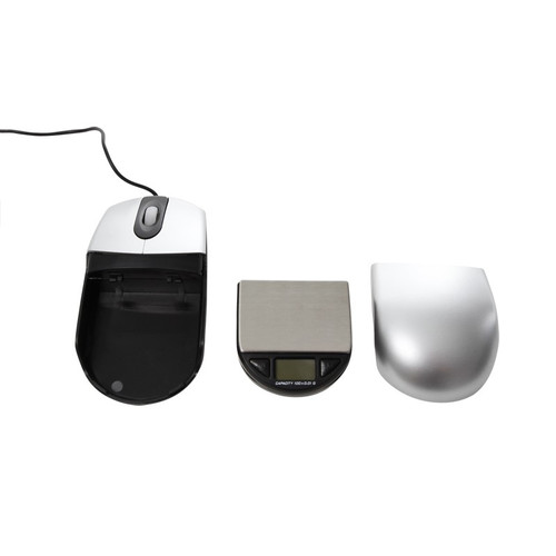 ProScale  Digital Mouse Scale - 100g / 0.01g + Stash Spot + Functioning Mouse!