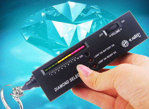 A portable, reliable and reasonably priced instrument that will tell you if you are looking at a diamond.  Highly accurate, quick and convenient.