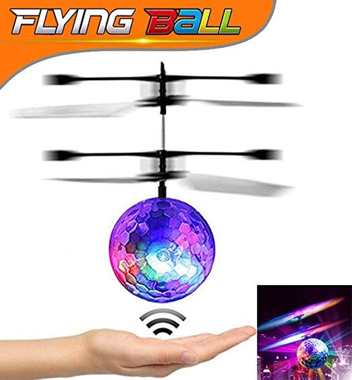 infrared Induction Helicopter Ball