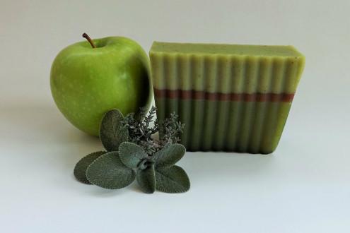 Apple & Herb Kitchen/garden Soap