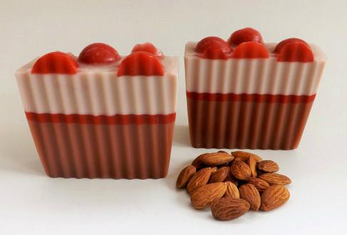 Cherry Almond  Bar Soap