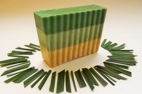 Lemongrass Kitchen/Garden Bar Soap