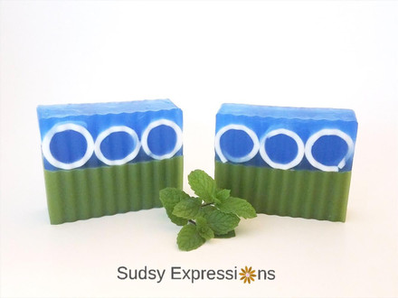 Spearmint Adventure Soap