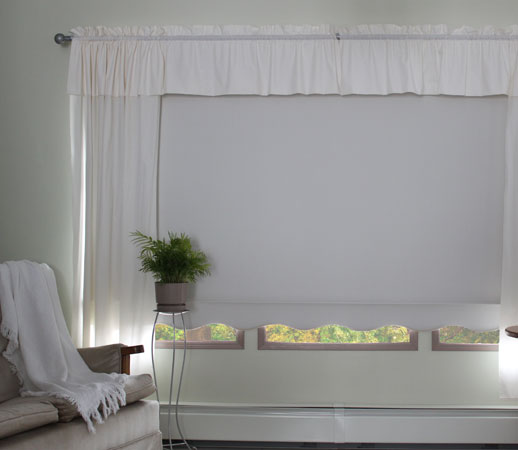 Custom Valances