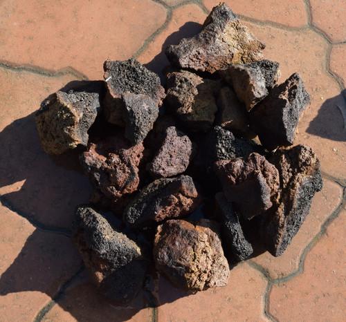 20lb Lava Rock