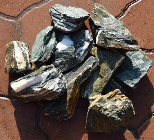 20lb Zebra Stone