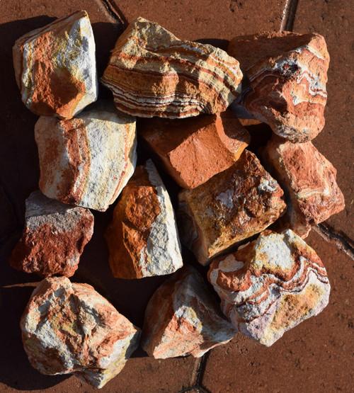 5lb Rainbow Stone