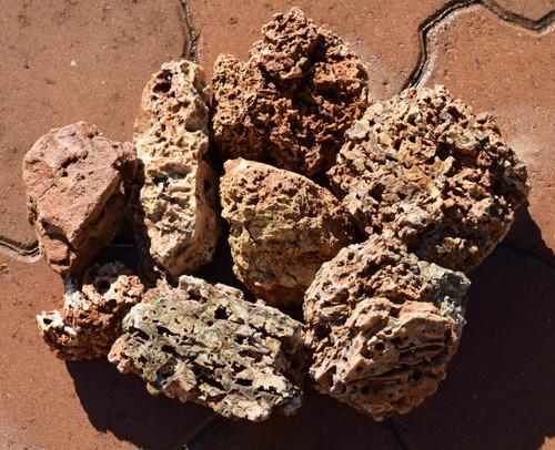 20lb Desert Stone