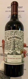 2016 Heir Apparent Napa Valley Proprietary Red (92CS)