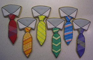 TIE WITH COLLAR