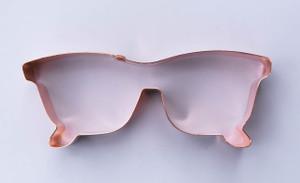 "Sunglasses folded by ""e"""