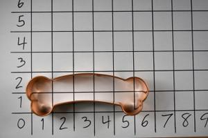 Dog Bone Curved 5 (final sale 2)