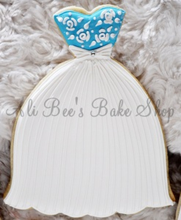 Decorated cookie by Ali Bee's Bake Shop!