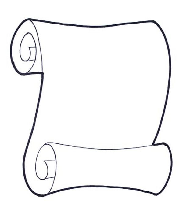SCROLL PARCHMENT