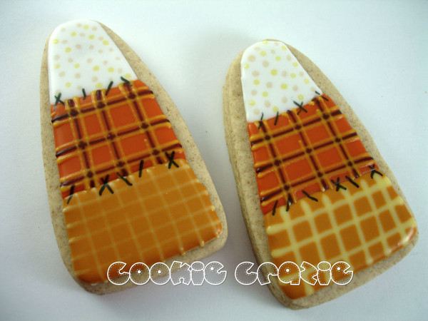 Decorated cookies by cookiecraze