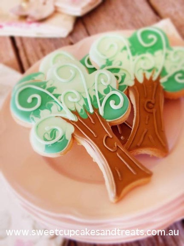 Decorated cookies by sweetcupcakesandtreats.com.au