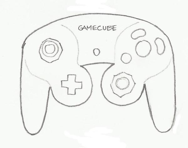VIDEO GAME CONTROLLER B