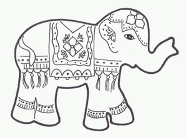 ELEPHANT INDIAN