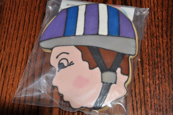 Altered version cookie by cristenscookies.com!