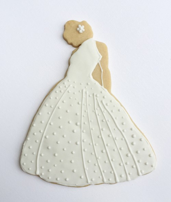 Decorated cookie by Judithdunbar.com!