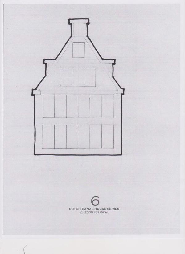 DUTCH CANAL HOUSE #6