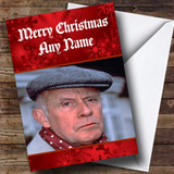 Victor Meldrew Customised Christmas Card