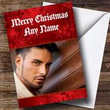 Rylan Clark Customised Christmas Card