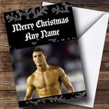 Ronaldo Customised Christmas Card