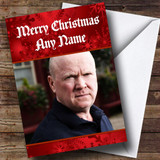 Phil Mitchell Customised Christmas Card