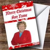 Mrs Browns Boys Customised Christmas Card