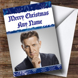 Funny Jeremy Kyle Customised Christmas Card