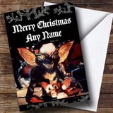 Gremlins Customised Christmas Card