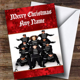 Diversity Customised Christmas Card