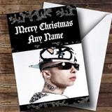 Dappy NDubz Customised Christmas Card