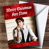 Bryan Ferry Customised Christmas Card