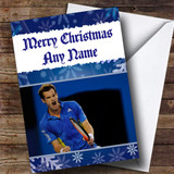 Andy Murray Customised Christmas Card
