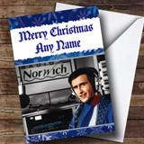 Alan Partridge Customised Christmas Card