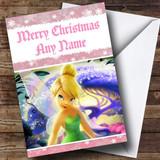 Tinkerbell Customised Christmas Card