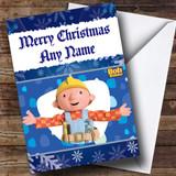 Bob The Builder Customised Christmas Card