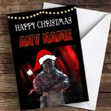 Fortnite Black Knight Customised Children's Christmas Card