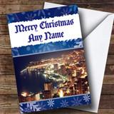 Monaco Customised Christmas Card