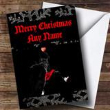 Basketball Customised Christmas Card