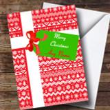 Gift Christmas Customised Card