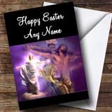 Jesus Christ Customised Easter Card