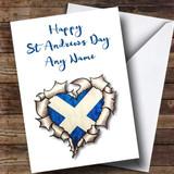 Scottish Heart Customised St Andrews Day