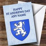 Scottish Lion Customised St Andrews Day