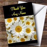 Daisy Customised Thank You Card