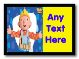 Bob The Builder Computer Mouse Mat