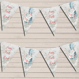 Baby Elephant In Trunk Baby Shower Bunting
